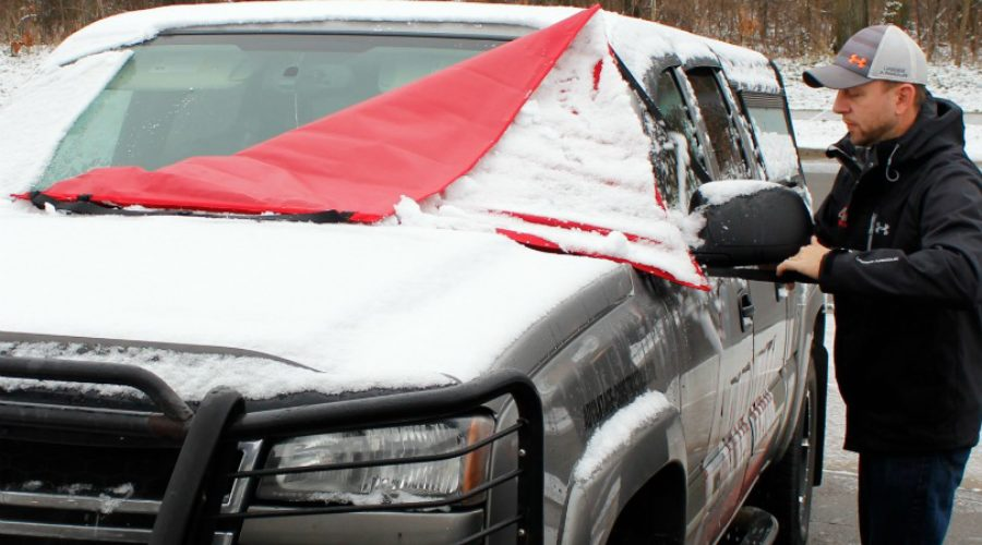 Frostguard Windshield and Wiper Cover Review