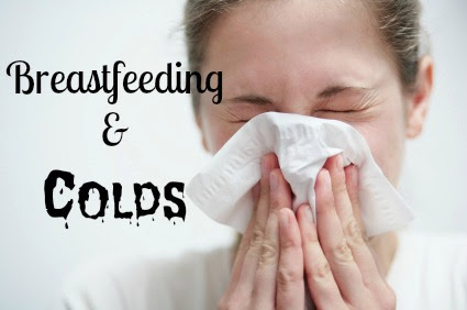 Breastfeeding and Colds can Bite me!