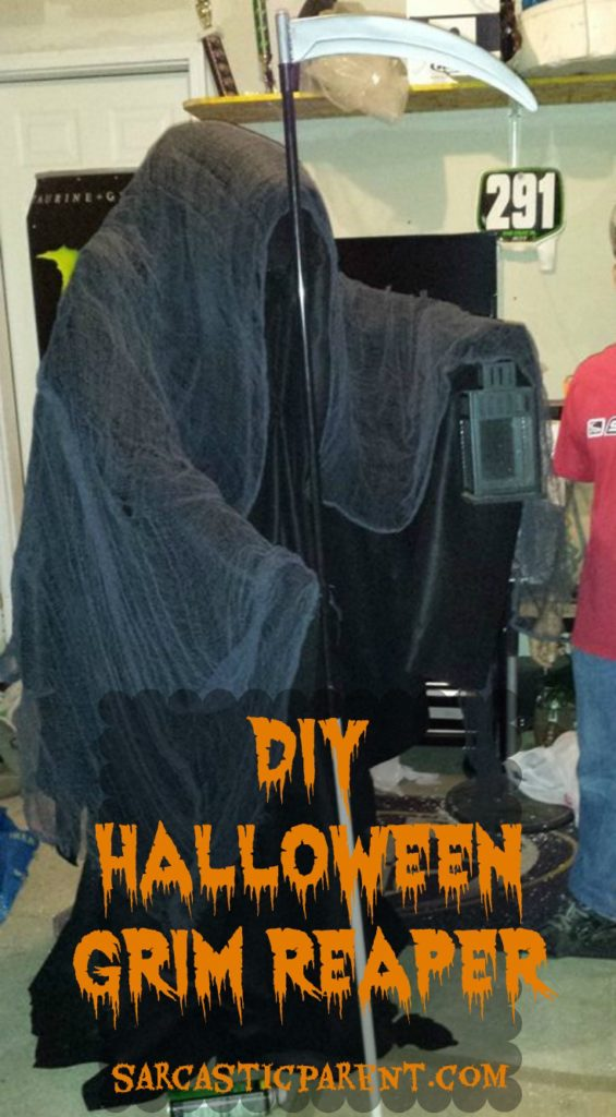 How To Make Moving Halloween Props