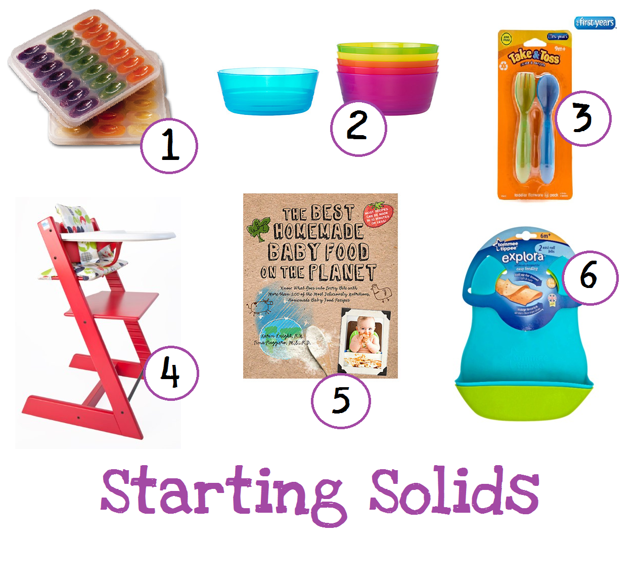 Starting Solids -Time Flies