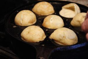 sarcastic parent aebleskiver pan