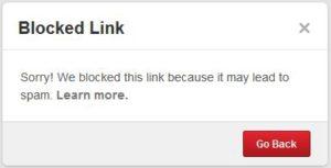 sarcastic-parent-pinterest-blocked-spam