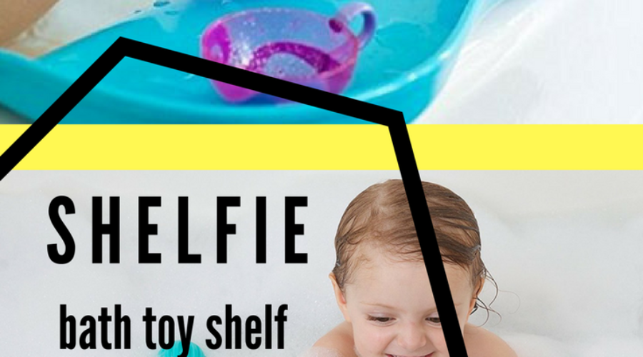 Shelfie Bath Toy Shelf Review