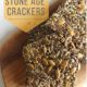 Keto Stone Age Crackers