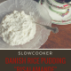 Slowcooker Danish Rice Pudding – Risalamande