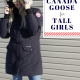 Canada Goose Review for Tall Girls